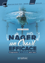Couverture de Nager un crawl efficace